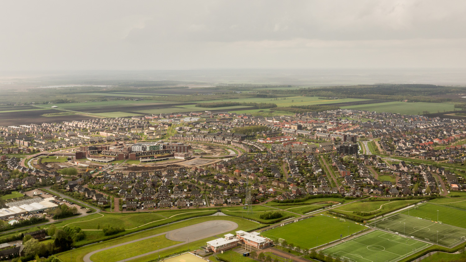 005 - Luchtfoto
